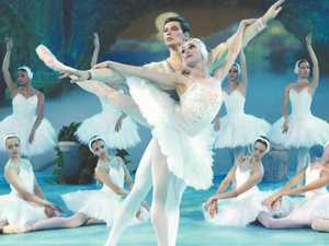 Rush in to see the Russian ballet