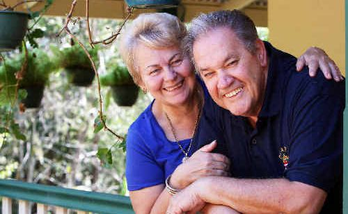 Long-time Woombye real estate agent Les Hadlow says the town has plenty to offer.