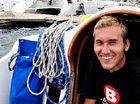 Solo sailer witnesses tsunami