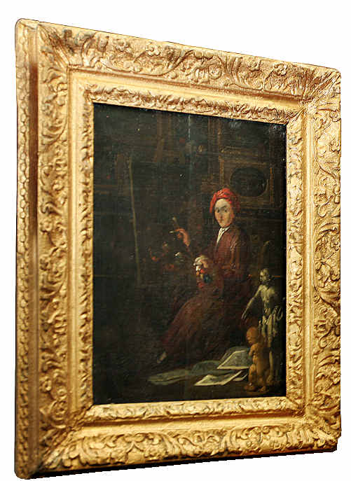 17th Century painting may be priceless if painted by William Hogarth.