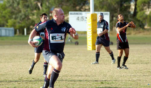 The Fraser Coast Mariners will play Wests Barbarians tonight in Bundaberg.