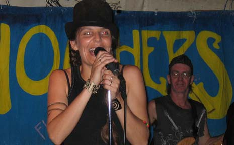 The Hoochers plan the Nimbin Hotel on Friday, from 7.30pm.