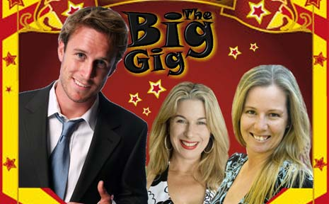 BIG LAUGHS: Catch Monty Franklin, Mandy Nolan and Ellen Briggs at the Big Gig tonight at the Ballina RSL Club from 8pm. Tickets $5.