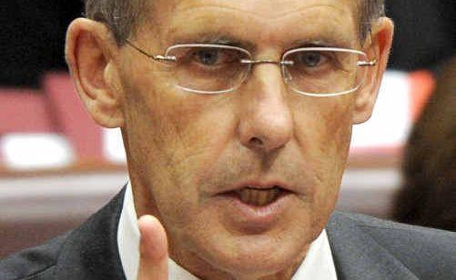 Australian Greens leader Bob Brown.