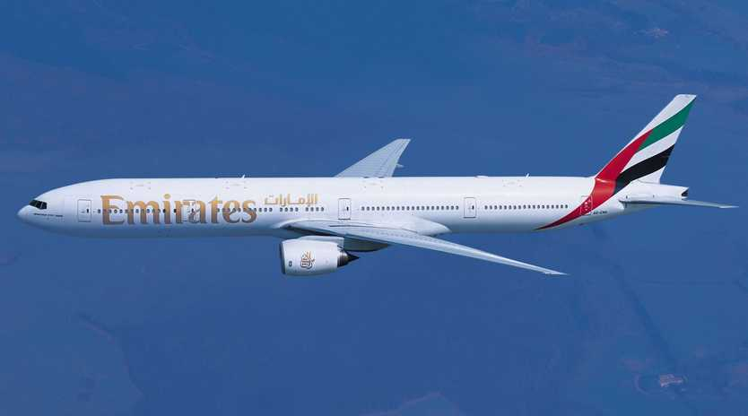 """Mile-high showers have arrived, with Emirates including two """"Shower Spas"""" in front of the first class cabin on the upper deck of its A380s."""