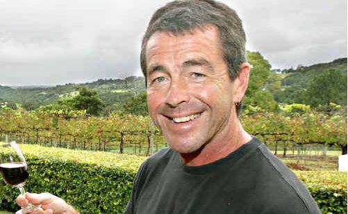 Ilnham Estate winemaker Mark Quinn says sweet white wines are best for the summer months.