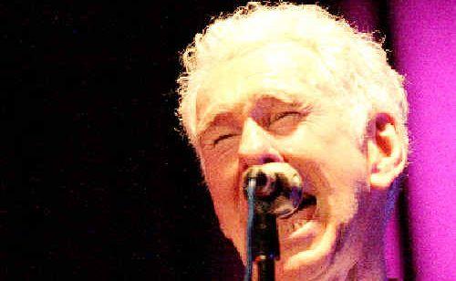 Jazz vocalist, Vince Jones will perform at Rivafest tonight.