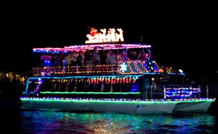 Thousands are expected to turn out tonight for Christmas boat parade.