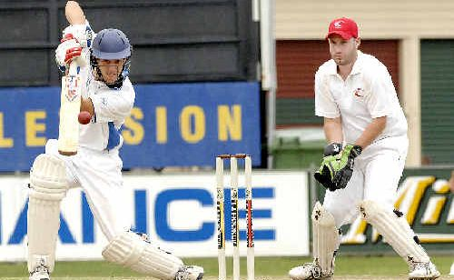 Marist Brothers' Ben Cooper's 96 on Saturday against Brunswick-Byron was an innings of maturity, says his captain Craig Ferguson.