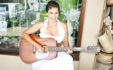 Ilona Harker is off to France in 2011 to produce an album with a renowned French music producer.