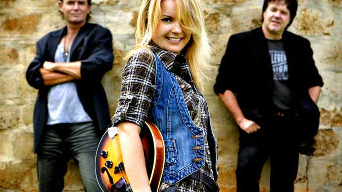 Vanessa Lea and Road Train will play the Richmond Hotel, Lismore Friday night from 9pm.