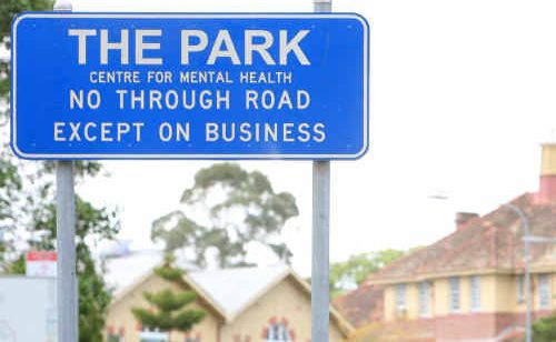 The Park Centre for Mental Health at Goodna.