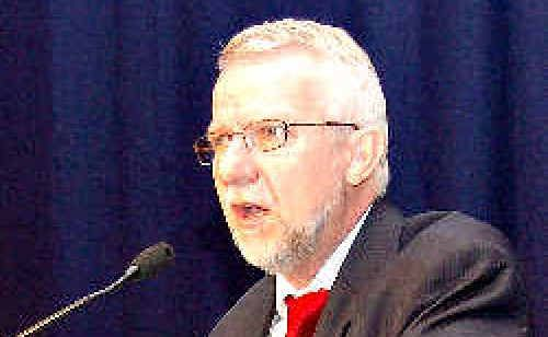Queensland Resources Council chief executive Michael Roche.