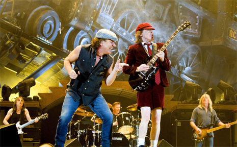 ACDC has announced it will continue to make music.