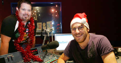 Chooky and Brad from Sea FM have the Christmas staff party dos and don'ts all sorted.