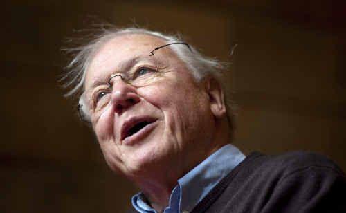 Wildlife commentator Sir David Attenborough is due to visit the Sunshine Coast.