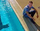 Buderim photographer Ben Markey has made a charity calendar shot at Buderim Mountain Aquatics using regular pool goers.