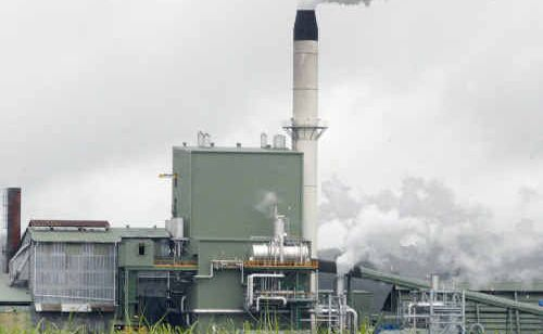 THE Condong Co-generation plant is in danger of slipping into receivership within months unless government regulations are changed.