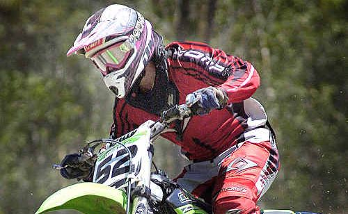 The final round of the Hervey Bay Mini Bike Scramble Club's moto-x series will be held at Dundowran this weekend.