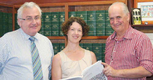 Reform proposals have been welcomed by Yeppoon GP Michael Donohue, chairman of the Capricornia division of general practitioners, and Kim Bulwinkel, AMA representative, pictured with Member for Capricornia Kirsten Livermore.