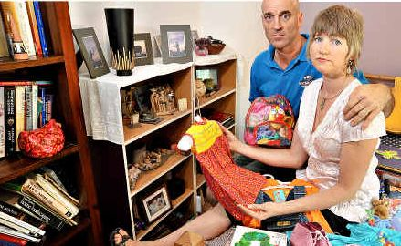Scott and Bronwyn McNamara have had their hopes of adopting two Ethiopian orphans dashed.