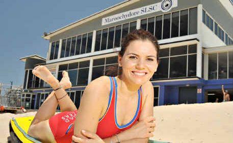 Emma Douglas has entered the Summer Surf Girl Quest, representing Maroochydore Surf Life Saving Club.