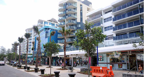The $2 million streetscape upgrade along Mooloolaba Esplanade frayed traders' nerves but now it is complete.