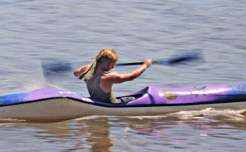 Former Grafton kayaker William Smidt, 16, has been selected in an Australian junior development squad.