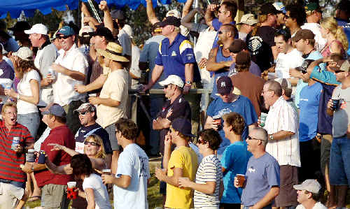 Ballina Shire Council has voted to place on public exhibition a draft alcohol regulation policy which would, among other things, ban the consumption of alcohol at all sporting fields which don't have a liquor licence.