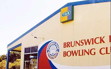 Brunswick Heads Bowls Club.