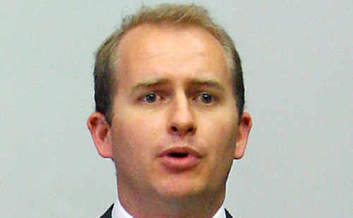 Council attacked for not putting community first. Jed Moore pictured.