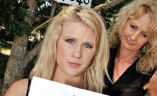 Lisa McCord and her mum Michelle Dennis are distraught that their dog Scooby Doo has gone missing.