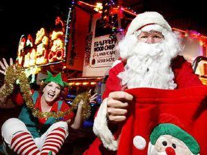 Santa will ride again, say police