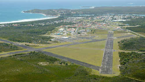 Evans Head Airpark Pty Ltd, the high-powered consortium behind the proposed airpark at Evans Head aerodrome, has been granted an extension of time by Richmond Valley Council to prepare a detailed report on the project.