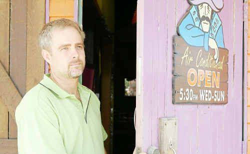 Dan Wick is disappointed his restaurant for more than six years, the Mexican Border, is closing.