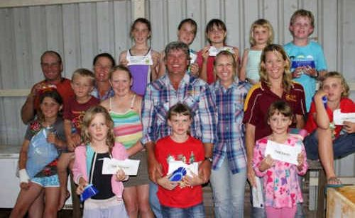 It was a top year for Biggenden Pony Club members.