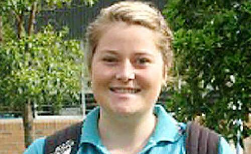 Evans River K 12 student Cassie Keogh, 15, has received a premiers ANZAC Memorial Scholarship.