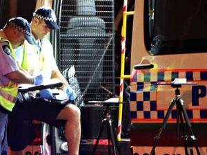 Police shut down bikie event
