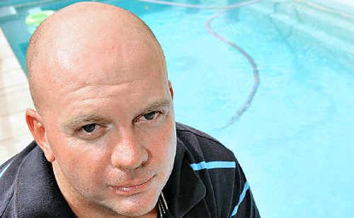 Les Prizeman has been left with a defective pool and a strong sense of betrayal by Panorama Pools.