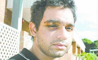 Sachin Surendran moved back to India after he was bashed in Coolangatta.