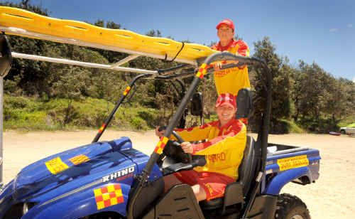 Lifeguards have been appointed to Valley beaches for the Christmas-New Year holidays.