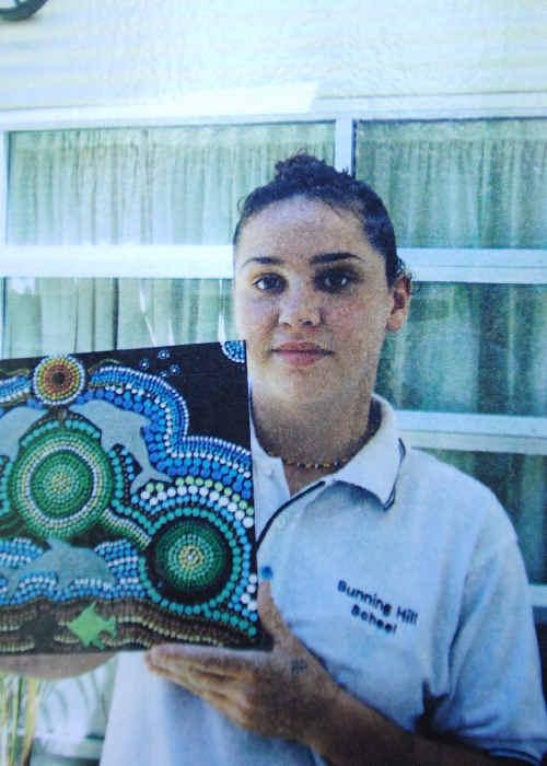 Grafton girl Jasmine Morris, 20, aka Jasmine Moore.