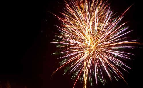 Fireworks will light up the night sky over Yamba at midnight, thanks to the Pacific Hotel.