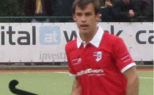 Grafton's Robbie Green in action for Royal Antwerp.