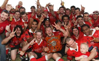 Colts took out the 2009 premiership, and beat University in the grand final to cap off a good year for the club.