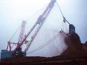 Unique system reduces dredging for coal terminal