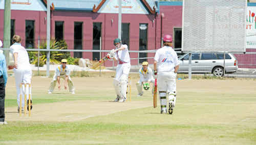 Country Wests batsman Travis Henke is on standby, ready to be called in to the Queensland Country cricket team.
