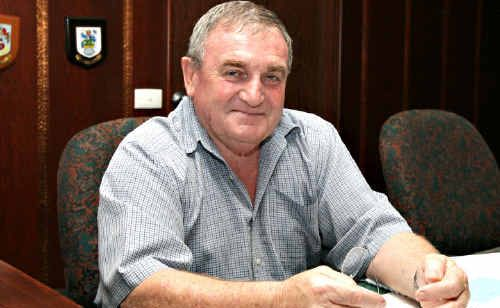 TWEED Shire Mayor Warren Polglase says the rate rise of 2012 will be half of what residents paid in 2009.