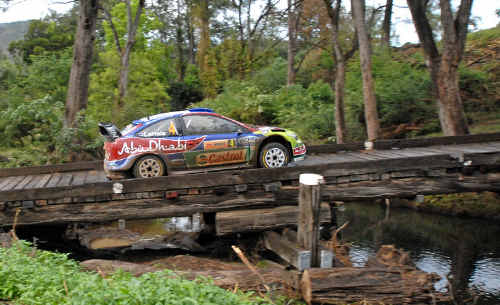 RALLY Australia  wants its event to run on the Tweed every year.