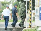 Lab to examine fake bomb